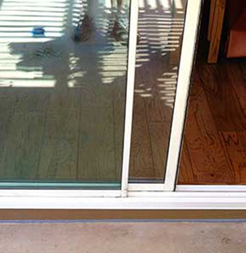 Sliding Glass Door Rollers And Tracks Repair Or Replacement