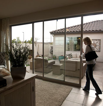 Sliding Glass Door Repair Far Less Expensive Than Replacement